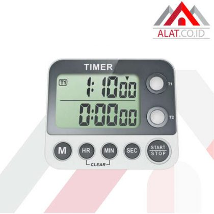 Dual Timer with Stopwatch function AMTAST SW001