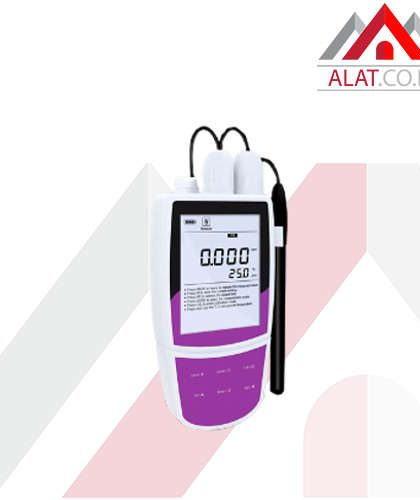 Alat Ukur pH dan Ion Meter Portable ION320