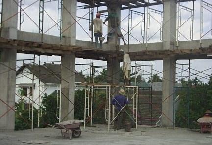Konstruksi Balok Beton Kuat